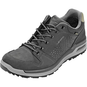 Lowa Locarno GTX Low Shoes Men anthracite